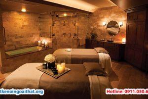 Báo giá thiết kế phòng massage